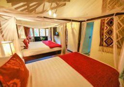 The Boma Entebbe - Triple Room